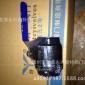 二片式WCB球阀,Q11F-16C球阀,2PC丝扣碳钢球阀,DN50碳钢球阀